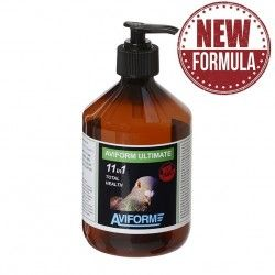 AVIFORM ULTIMATE 11-in-1 New Formula Supplement full for pigeons and birds