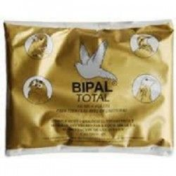 Bipal Total 500gr, (vitaminas, minerales y aminoácidos). Palomas y pájaros
