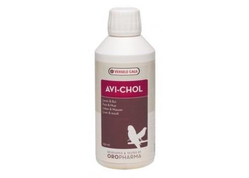 Versele-Laga Avi-Chol 250ml (liver tonic). For Birds and Pigeons