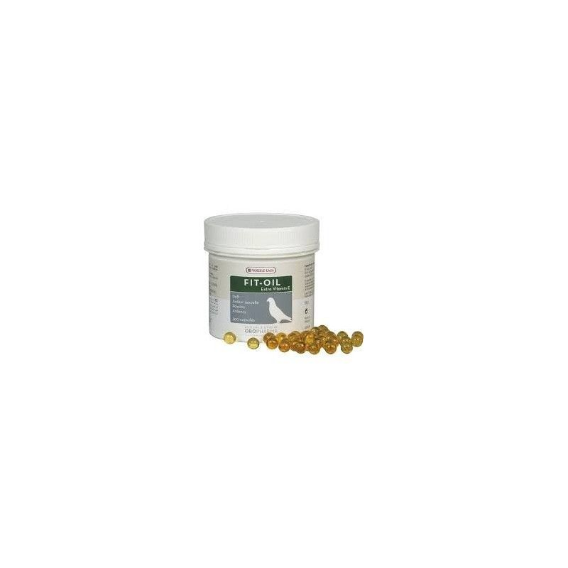 Versele-Laga Fit-Oil 300 perlas (perlas aceite hígado bacalao)