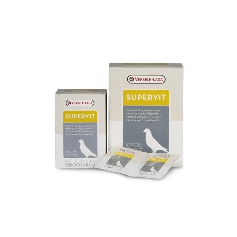 Supervit 20 sobres de Oropharma (vitaminas + oligoelementos)