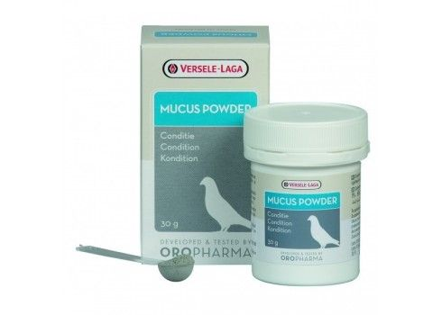 Versele-Laga Oropharma Mucus Powder 30g (prevents respiratory problems)