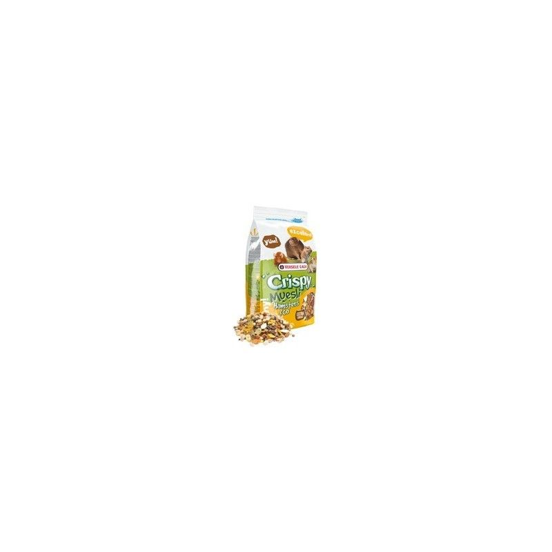 Crispy Muesli Hamsters & Co 1kg