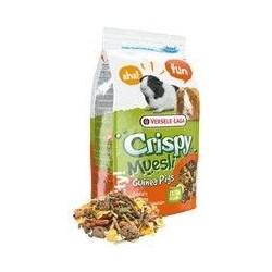 Crispy Muesli Porcs Guinée / guinée porcs 2.75 kg