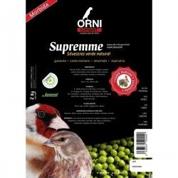 PASTA CRIA SUPREMME GREEN NATURAL 2 kg