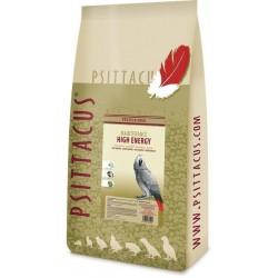 Psittacus Pienso Mantenimiento Alta Energía para aves 12 KG