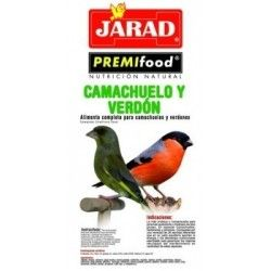 MIXT. PREMIFOOD BULLFINCH AND VERDON