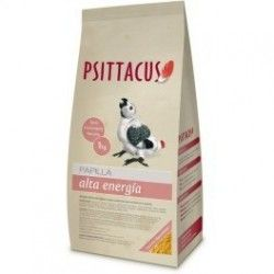 Psittacus Papilla alta energía 1kg
