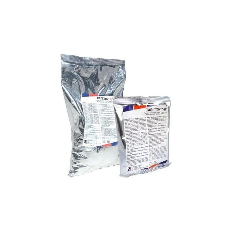 PROMOTEUR 43 - Vitamine + acides aminés de 100 GR
