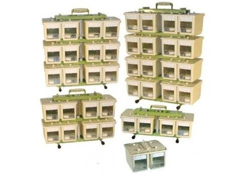 NUVOLA CAGE - up To 16 birds