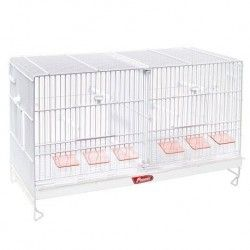 CAGE BREEDING 60 NOVA WHITE