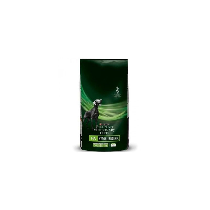 Purina Veterinary Diets Canine HA Hypoallergénique 3 kg