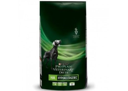 Purina Veterinary Diets Canine HA Hypoallergenic 3 kg