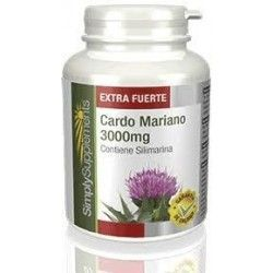 Tablets of milk Thistle 3000mg