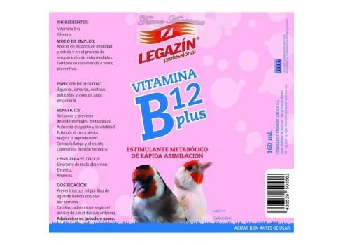 Legazín Vitamin B12 Plus 160 ml.