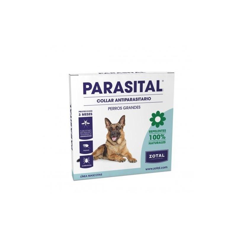 Parasital Collar Perros Grandes, A PARTIR DE 25 KG