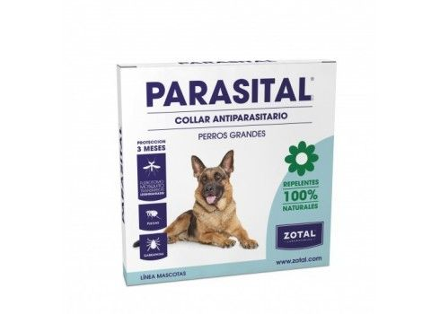 Parasital Collar Large Dogs, FROM 25 KG