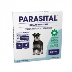 Parasital Collar Repellent for Dogs Small and Medium