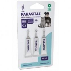 Parasital Pipetas Repelentes Gatos y Perros 3uds