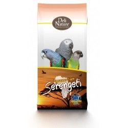 Mixture for yacos, parrots african Serengeti Amazon Park Deli Nature, 15 kg
