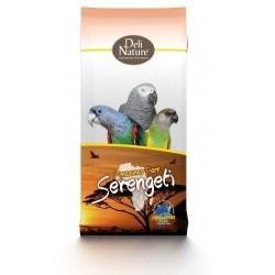Mixtura para yacos y loros africanos Serengeti Amazonas Park Deli Nature, 15 kg