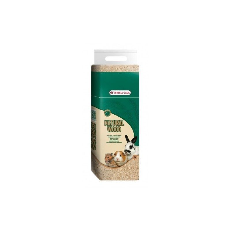 Versele-Laga Natural Wood - Aparas 1Kg
