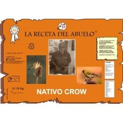 The recipe of the grandfather NATIVE CROW: 7 kg