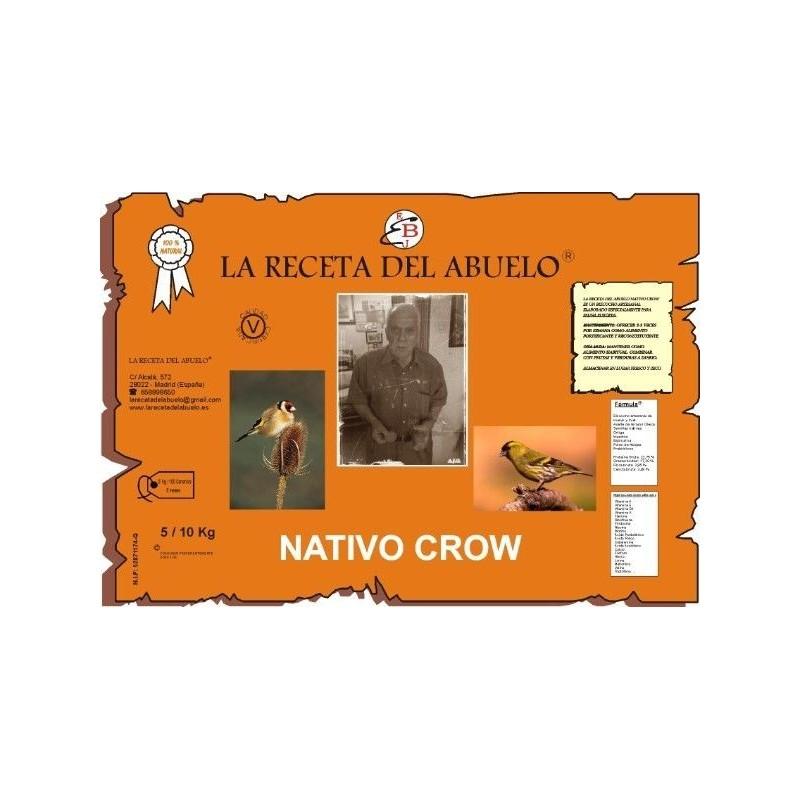 La recette de grand-père NATIVE CROW: 7 kg