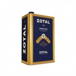 Zotal container 5 kg, disinfectant action