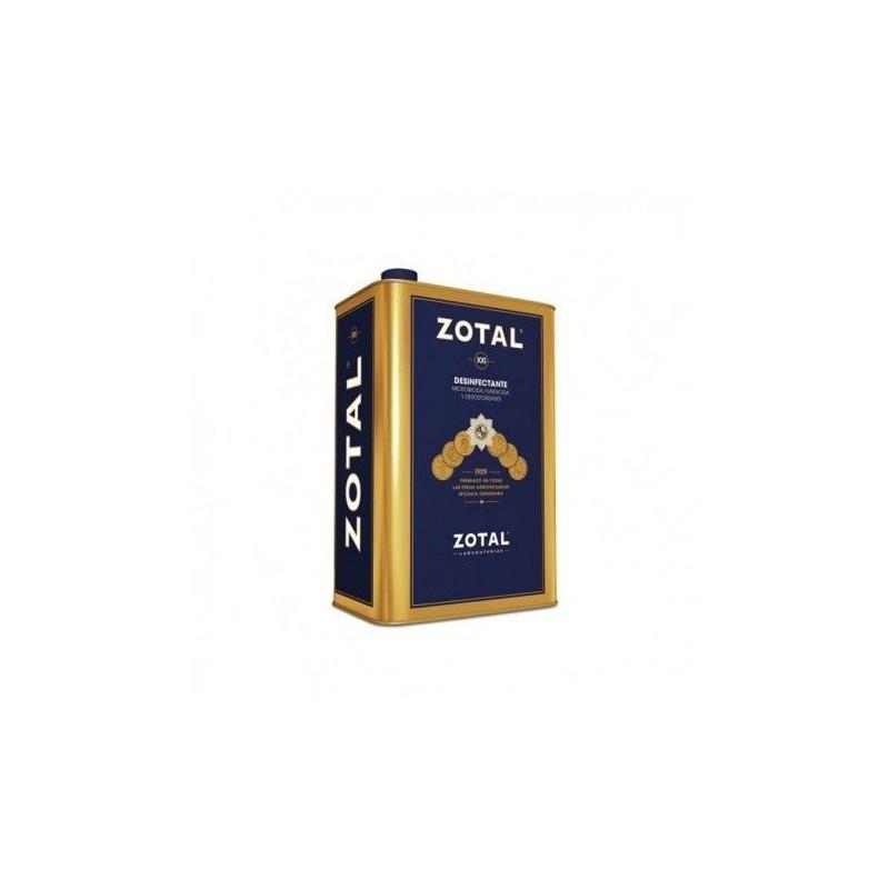 Zotal conteneur de 5 kg, désinfectantes