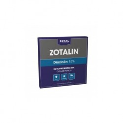 Zotalin collier antiparasitaire chiens