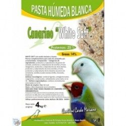 PASTA WET PINETA ---- WHITE SOFT 4 KG