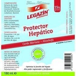 Legazin Protector Hepatico (Cardo mariano + alcachofa), 160ml
