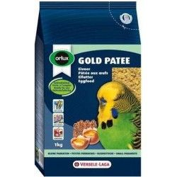 Orlux Gold Patee periquitos, 1kg. Versele laga