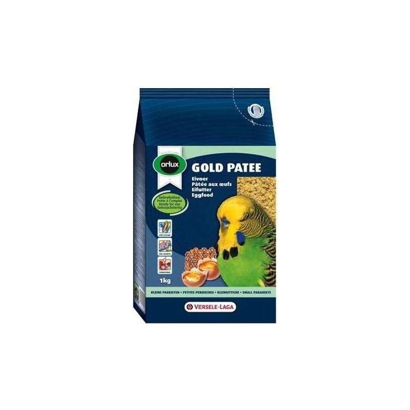 Orlux Gold Kick parakeets, 1kg. Versele laga