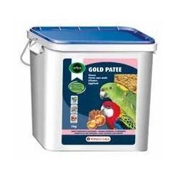 Collez de l'élevage de perroquets et de perruches Orlux Gold Coup de pied de 5 kg