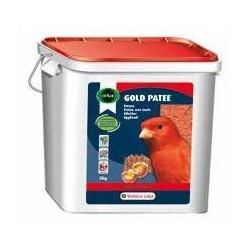 Versele Laga Orlux Gold patee pasta húmeda roja canarios 5kg