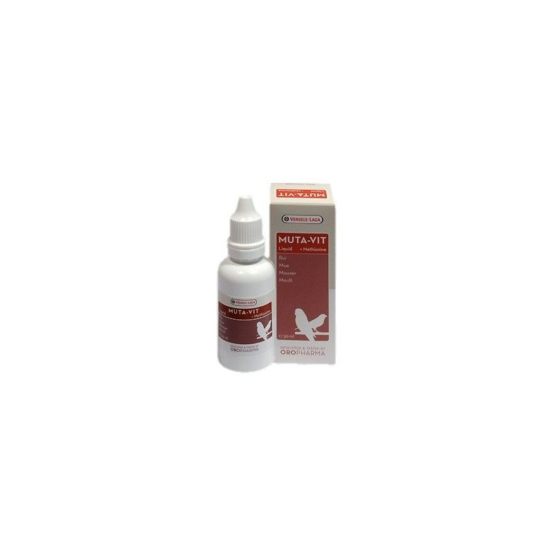 Muta Vit Liquid 30ml, Oropharma Versele Laga