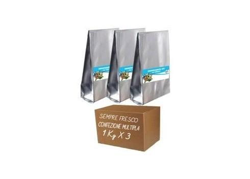INDIGENABIOTIC DRY - PASTE OF BREEDING DRY WITH TRIBIOTIC, 3ud of 1 kg