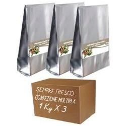 INDIGENABIOTIC SOFT - PASTA DE CRÍA BLANDA CON TRIBIOTIC, 3 ud de 1 kg