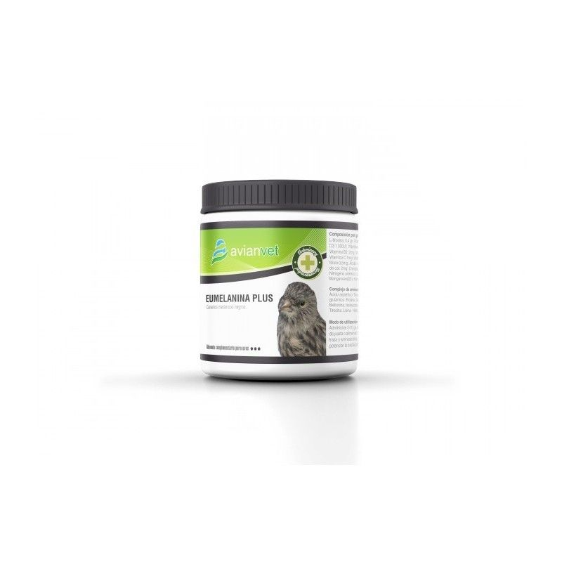 Eumelanina Plus Avianvet, 125gr