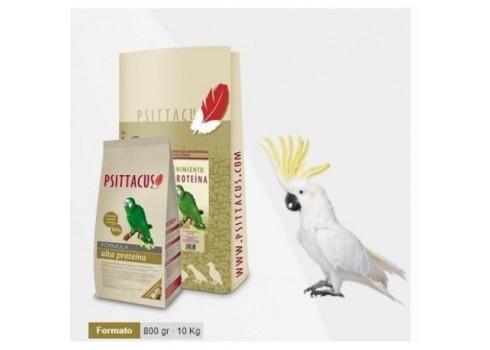 Psittacus, je Pense que la haute teneur en protéines de 12 Kg
