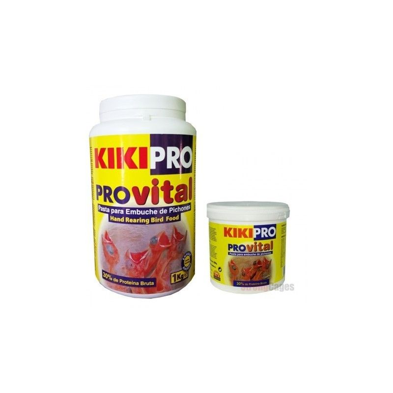 Kiki pro - vital baby food for birds 1 kg