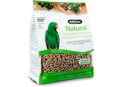 ZuPreem Naturelle des Perroquets et des Perruches - ML 1,13 kg