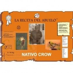 The recipe of the grandfather NATIVE CROW 1 kg