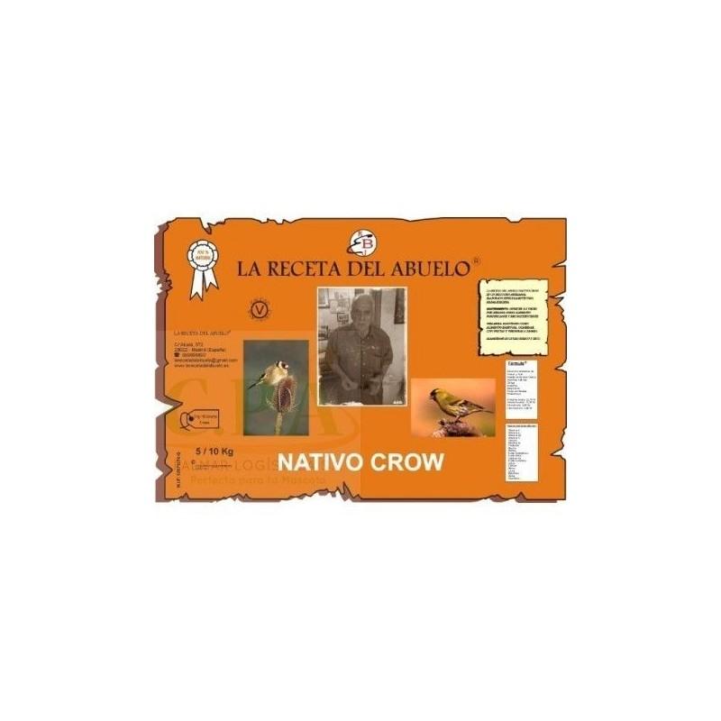 La receta del abuelo NATIVO CROW 1 kg