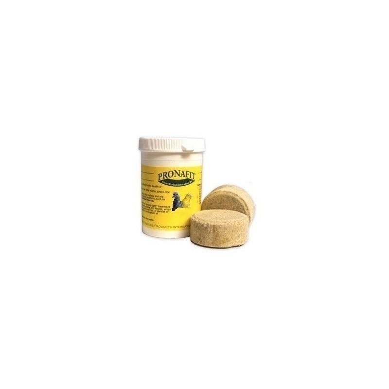 Pronafit Pro-Fumée (la fumée des Bombes). Élimine les parasites et désinfecte les voies respiratoires
