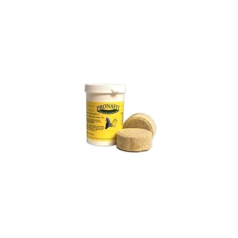 Pronafit Pro-Smoke (smoke Bombs). Eliminates parasites and disinfects the respiratory tract