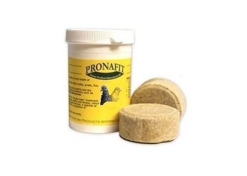 Pronafit Pro-Fumée. Élimine les parasites et désinfecte les voies respiratoires