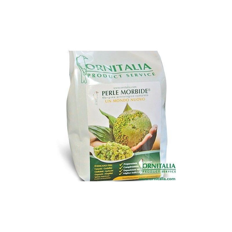 Perle Morbida-Vert 9 kg
